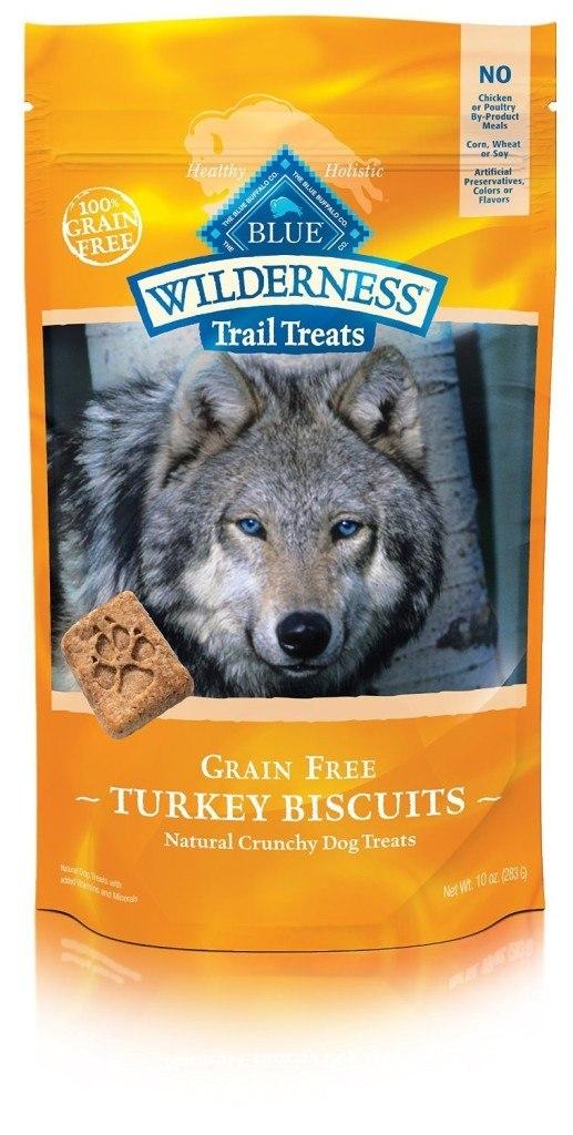 Blue Wilderness Grain Free Dog Treats - Best Grain Free Dog Treats