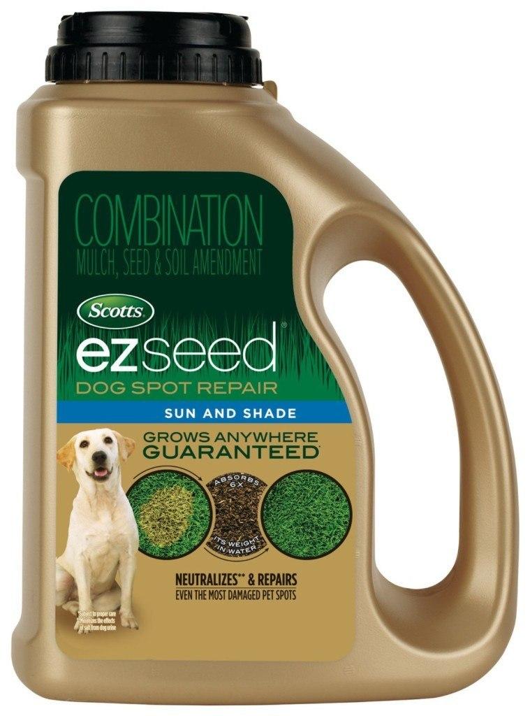 Scotts EZ Seed Sun & Shade 17530 Dog Spot Repair