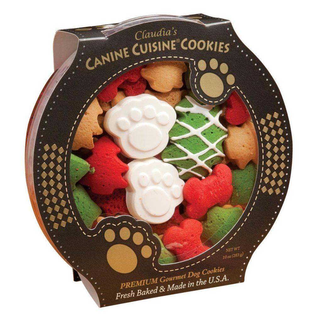 Claudia's Canine Cuisine - Santa Paws Gourmet Dog Cookies