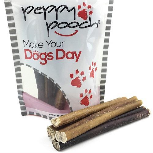 "Peppy Pooch 6"" Bully Sticks"