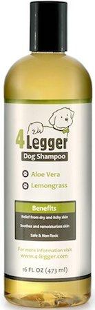 4-Legger Certified Organic All Natural Dog Shampoo