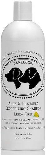 BarkLogic Lemon Tree Natural Deodorizing Shampoo