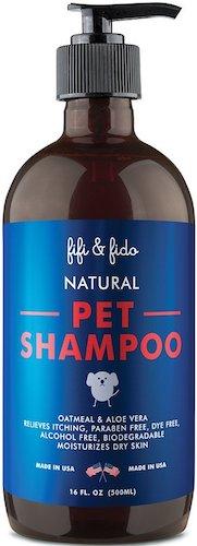 Fifi & Fido Oatmeal Dog Shampoo and Conditioner