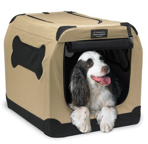 Petnation Port-A-Crate Indoor:Outdoor Pet Home