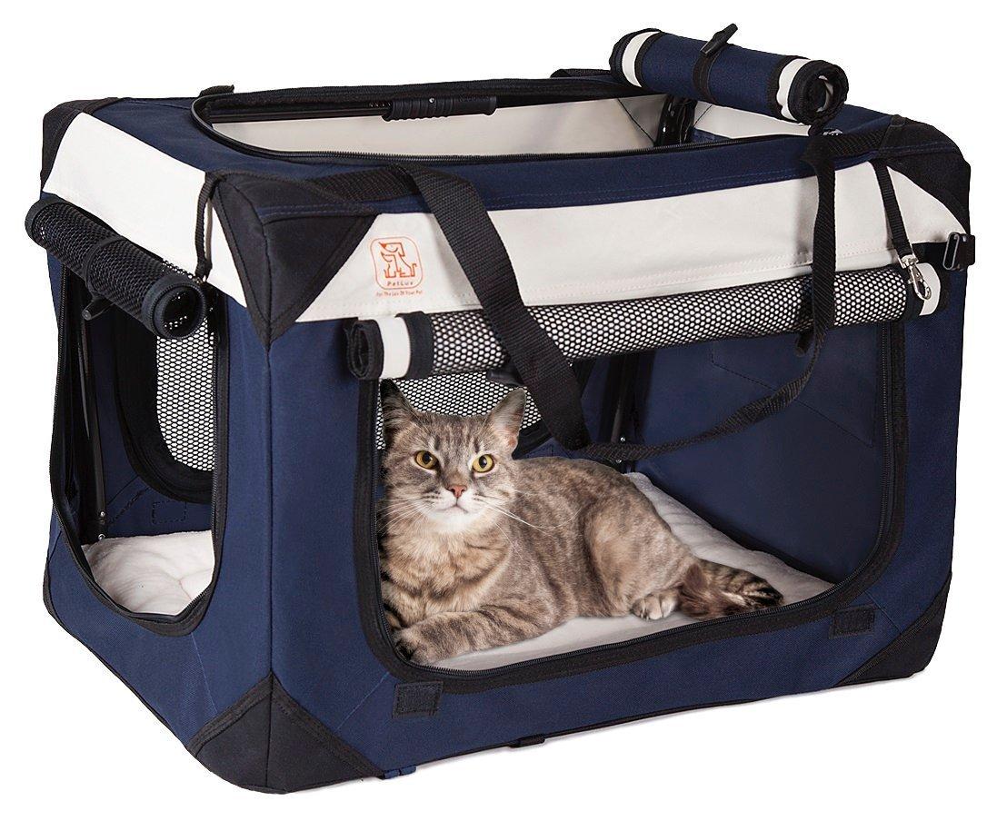 happy cat pet carrier