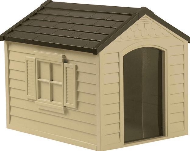 Suncast DH250 Dog House Kennel