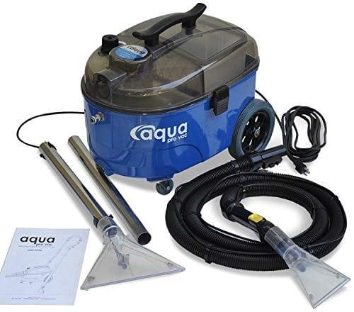 Aqua Pro Vac Portable Carpet Cleaning Machine