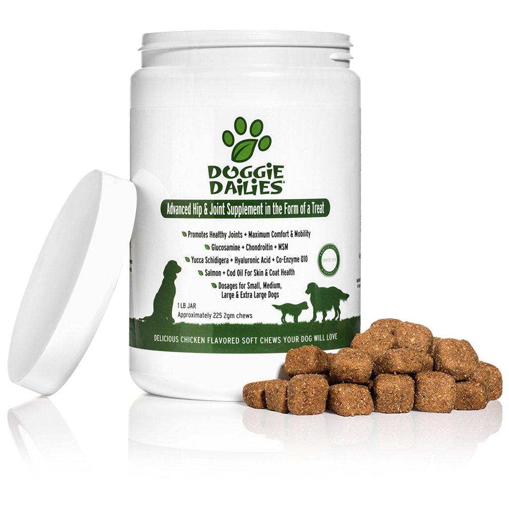 best senior dog vitamins