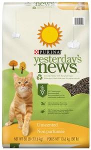 Best Unscented Cat Litter