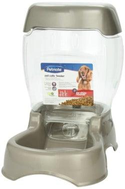 automatic cat food dispenser