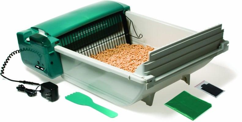 best self cleaning litter box 2017