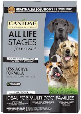 Best Dog Food for Senior Yorkies