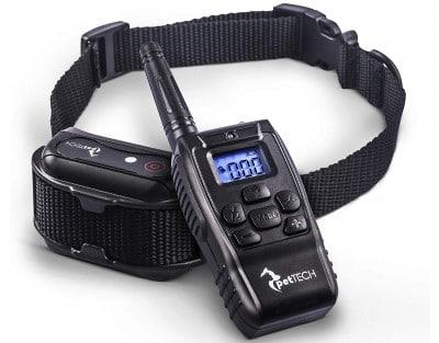 Best E Collar Dog Training Device