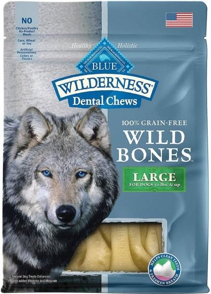 Blue Buffalo Dental Chews-min