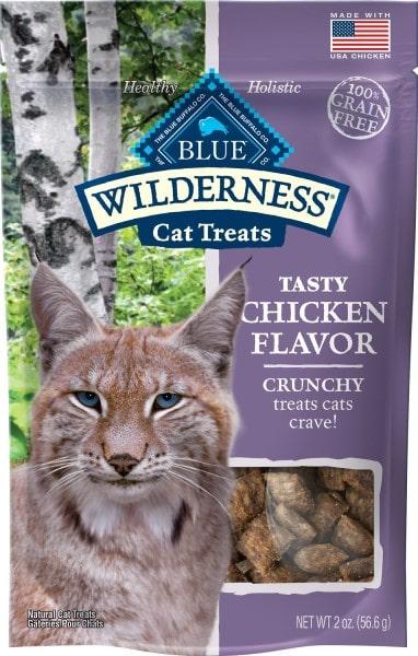 Blue Buffalo Wilderness Grain-Free Crunchy Treats