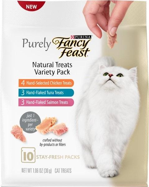 Fancy Feast Purely Natural Treats-min