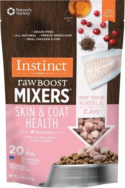 Instinct Freeze-Dried Raw Boost Mixers