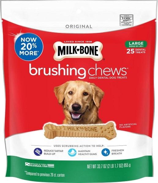 Milk-Bone brushing Chews-min