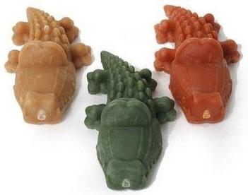 alligator dental chew