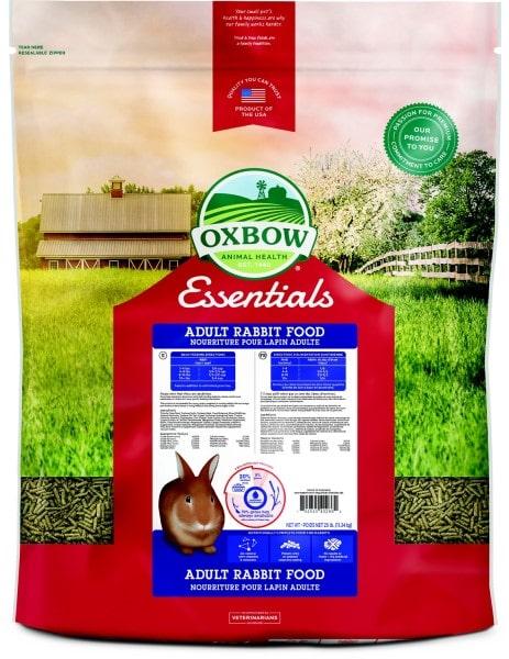 Oxbow Essentials Bunny Basics-min