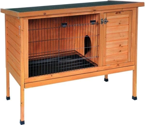 Prevue Pet Products Rabbit Hutch-min