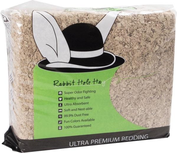 rabbit paper pulp bedding-min