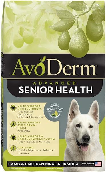 AvoDerm Natural Health Solutions for Senior Health-min