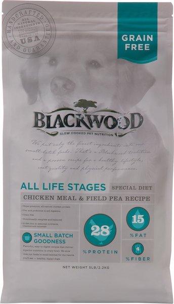 Blackwood Grain-Free Dry Dog Food-min