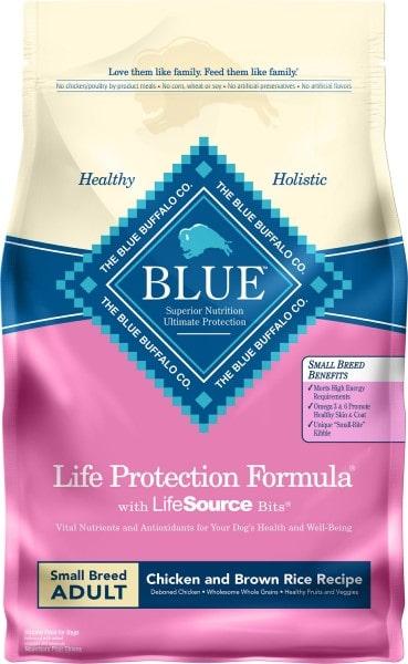 Blue Buffalo Small Breed Adult Recipe-min