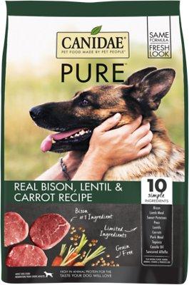 CANIDAE Grain-Free PURE Dry Dog Food-min