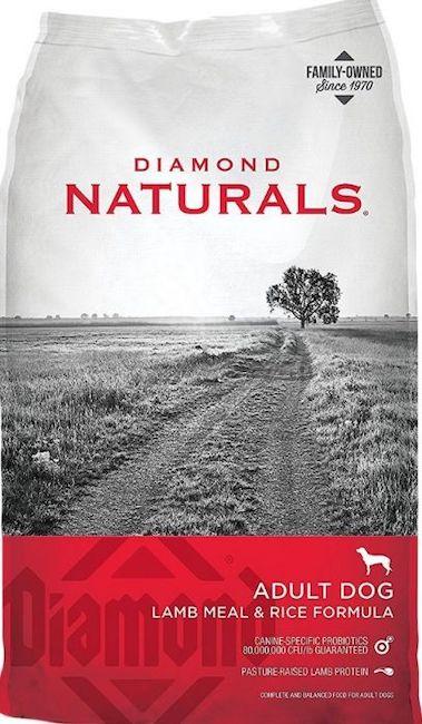 Diamond Naturals Dry Dog Food-min