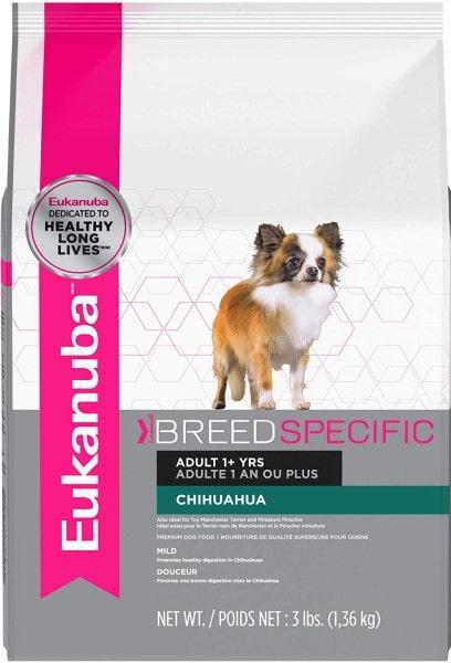 EUKANUBA Breed Specific Adult Chihuahua Dog Food-min