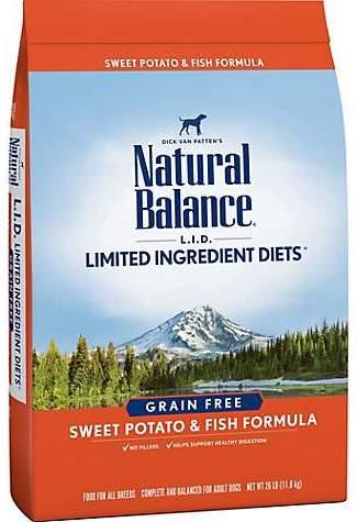 Natural Balance Limited Ingredient Diet Dry Dog Food-min