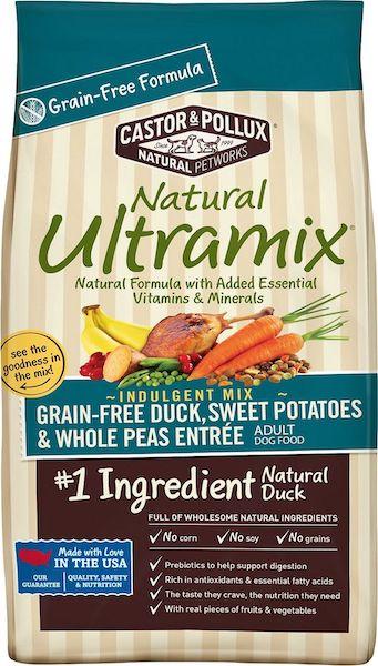 Natural UltraMix Grain Free Dog Food-min