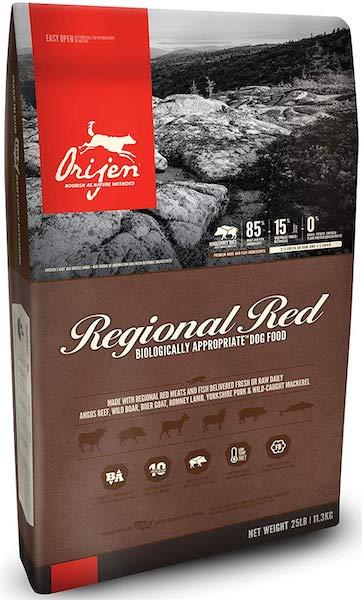 Orijen Regional Red Dog Food-min