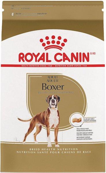 Royal Canin Boxer Adult Dry Dog Food-min