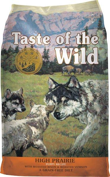 Taste of the Wild High Prairie Puppy Formula-min
