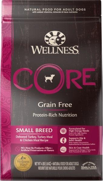 Wellness CORE Natural Grain-Free Dry Dog Food-min