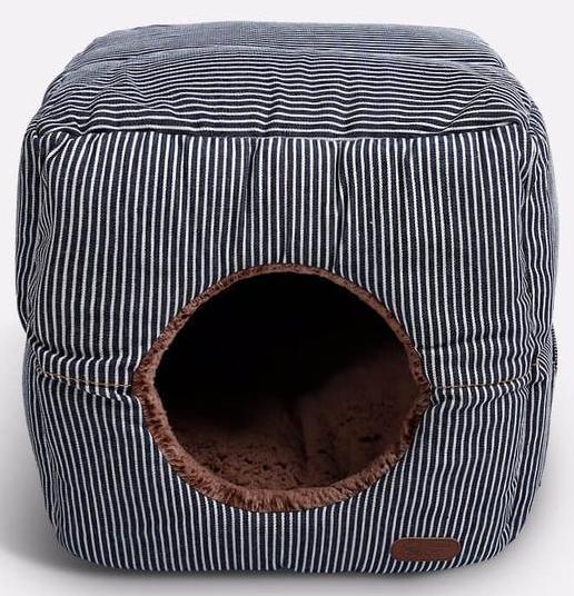 cat cube cat bed