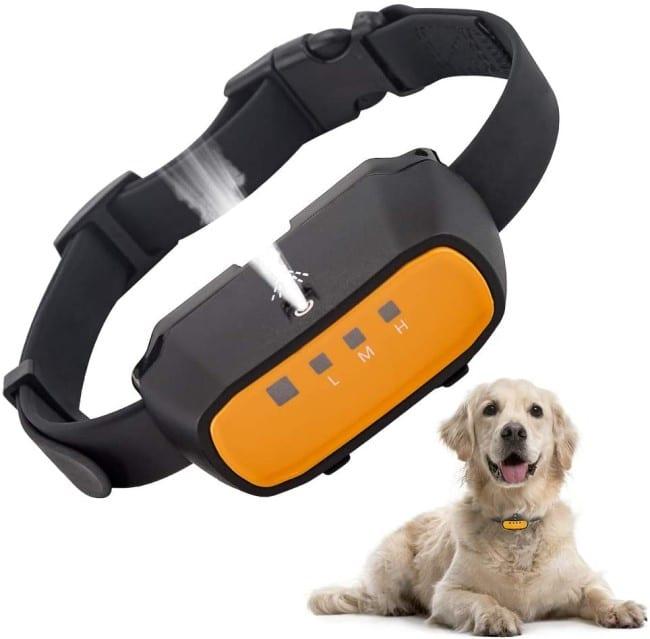 Kaiercat Citronella Dog Training Collar