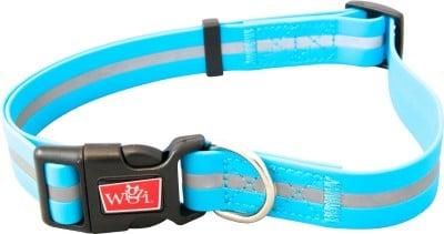 Wigzi Nylon Reflective Waterproof Dog Collar