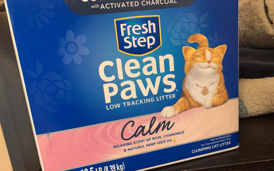 Fresh Step Clean Paws Cat Litter Review